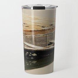 Maine Row Boat Travel Mug