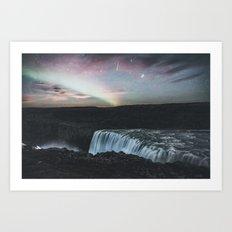 Dettifoss, Iceland II Art Print