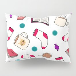 Cozy Night In Pillow Sham