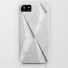 Abstract shades iPhone Case
