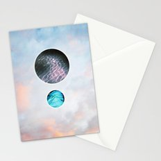 Shimmer Stationery Cards