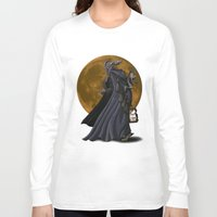 sandman Long Sleeve T-shirts featuring Sandman by Sloe Illustrations
