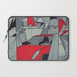 Porsche Racing Laptop Sleeve