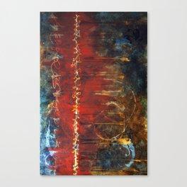 Seams Canvas Print
