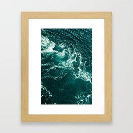 Voda Framed Art Print
