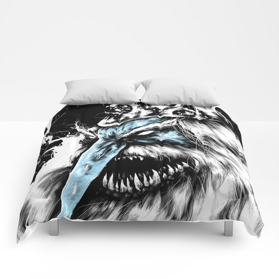 Adventure Time - Ice King Comforters