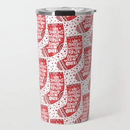 THE WORST CHRISTMAS EVER Travel Mug