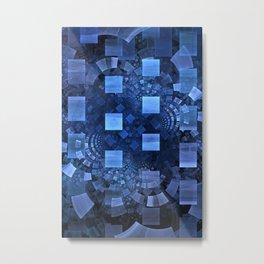 flock-247-12043 Metal Print