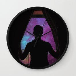 GLIMPSE OF THE UNIVERSE Wall Clock