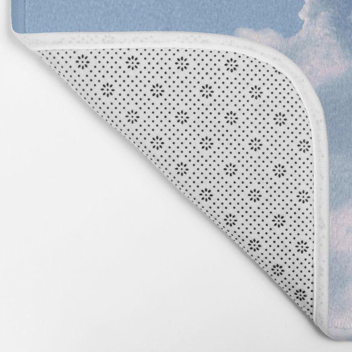 The Colour of Clouds 01 Bath Mat