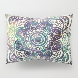 Galaxy Mandala : Deep Pastels Pillow Sham