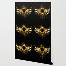 Mechanical Wings ( Steampunk Wings ) Wallpaper