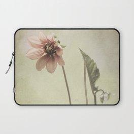 Mint Dahlia Laptop Sleeve