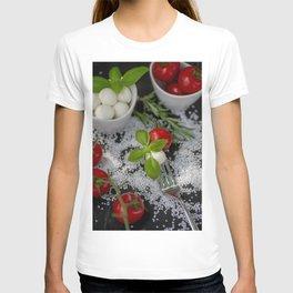 Italian appetizer T-shirt
