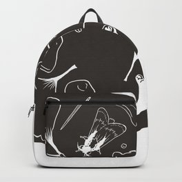 Moth Circle Backpack