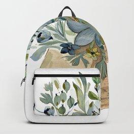The secret of time Backpack