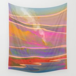 Adventure in the Volcanic Lands - Fumarole Wall Tapestry