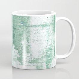 Dark sea green vague watercolor Coffee Mug