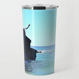 Waimea Bay Travel Mug