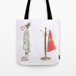 Wonderwoman Tote Bag