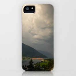 Storm Over BOB iPhone Case