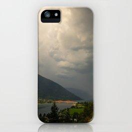 Storm Over BOB iPhone Case