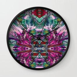 Altered Perceptions 1 Wall Clock
