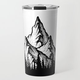 Lonely Mountain Travel Mug
