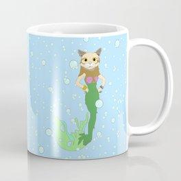 Mer-Cat Coffee Mug