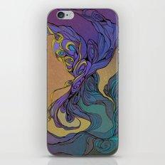 Magic Smoke iPhone & iPod Skin