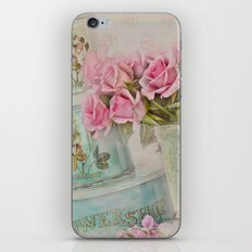 The Flower Shop  iPhone & iPod Skin