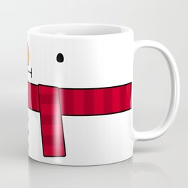 Mr. Snowman Coffee Mug