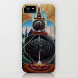The Art of Acceleration iPhone Case
