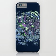 Welcome to the jungle (neon alternate) Slim Case iPhone 6s