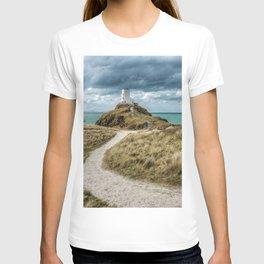 Lighthouse Path T-shirt