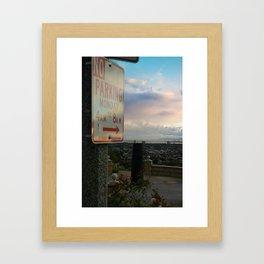 Insanity Photography Framed Art Print