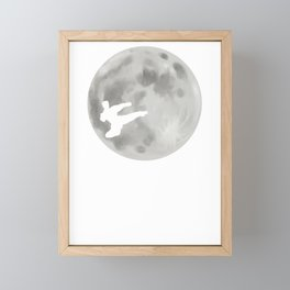 This karate design is the perfect gift for martial artists who loves Taekwondo or Kung Fu Framed Mini Art Print