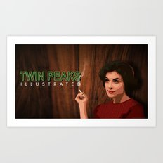 Audrey Cover Art Print