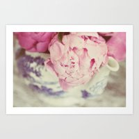 you are so loved Art Prints featuring loved by Beverly LeFevre