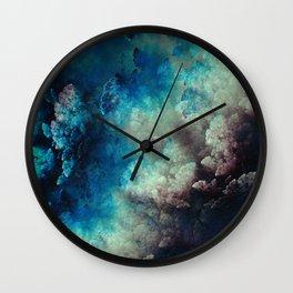 Celestials - Hidden Power Wall Clock