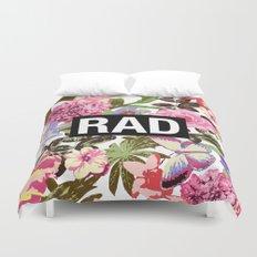 RAD Duvet Cover