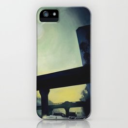In Limbo (Green) iPhone Case