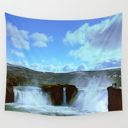 Mists of the Gods Wall Tapestry