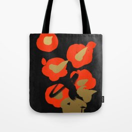 Flower(Tsubaki) Tote Bag