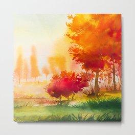 Autumn scenery #4 Metal Print