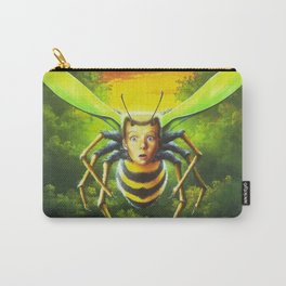 Why I'm Afraid of Bees Carry-All Pouch