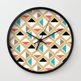 Cold Asymmetry Wall Clock