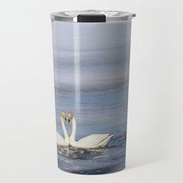 swans love of life Travel Mug