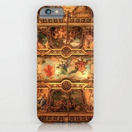 Midnight with Botticelli, Raphael, Michelangelo, & Perugino, Sistine Chapel, Rome iPhone Case