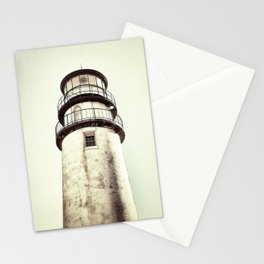 cape cod lighthouse Stationery Cards